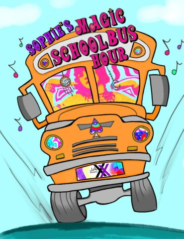 Sophie's Magic School Bus Hour