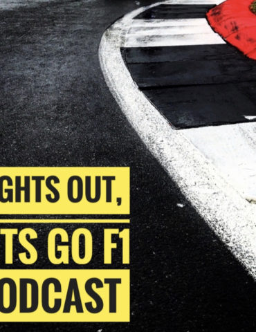 Lights Out, Lets Go F1