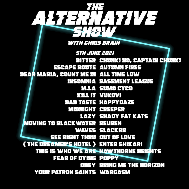 Alternative Show 43