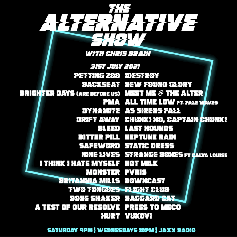 The Alternative Show with Chris Brain