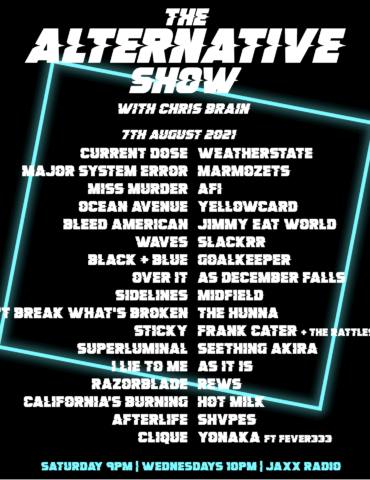 Alternative Show 07/08/21